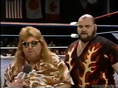 NWA WCW Wrestling 11/19/88