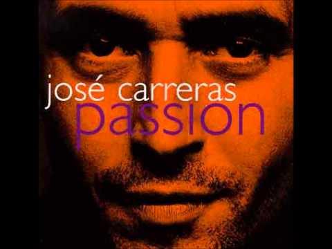 """José Carreras: """"Tristesse"""""""