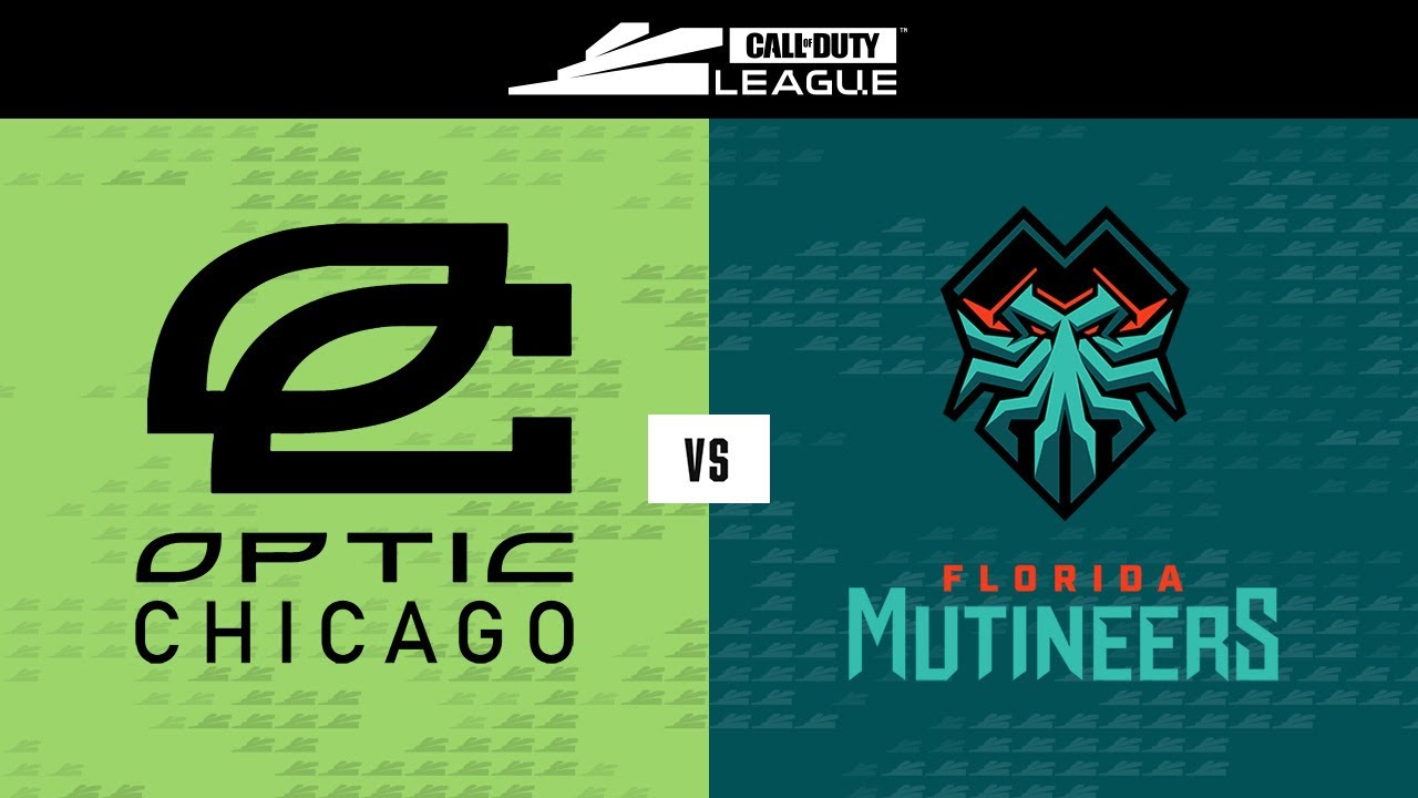 Elimination Round 4 | OpTic Chicago vs Florida Mutineers | Stage III Major Tournament | Day 3