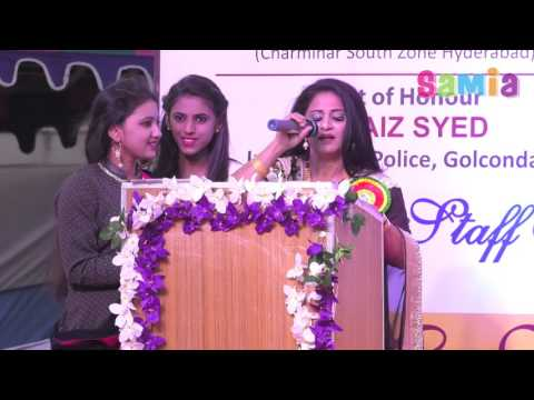SAMIA SCHOOL CELEBRATIONS-2017 PART -1