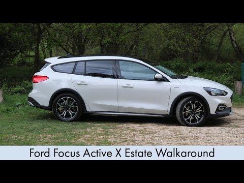 Ford Focus Active X Estate Walkaround Youtube