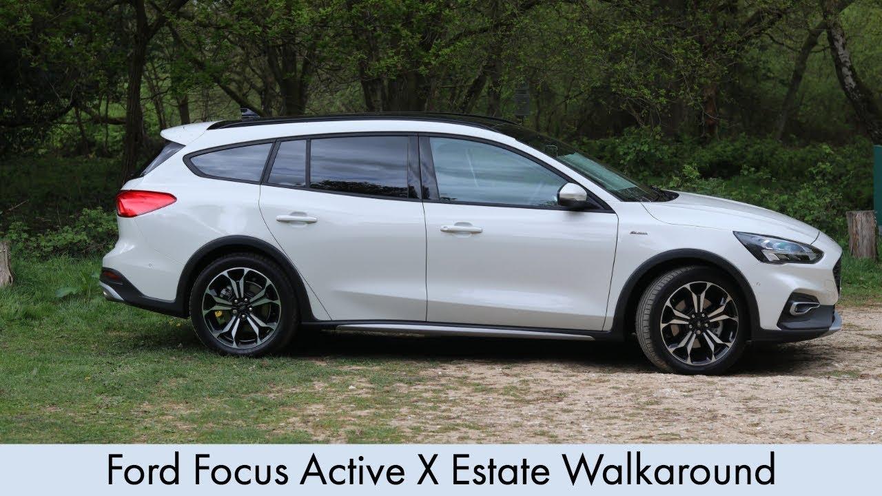 Ford Focus Active X Estate Walkaround
