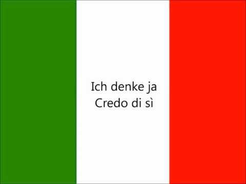 Kennenlernen auf italienisch