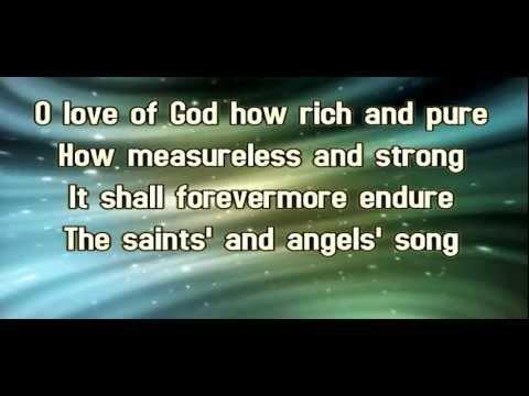 The Love Of God( Instrumental )