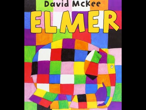 Be a Rainbow' song from Elmer the Patchwork Elephant stage show - YouTube