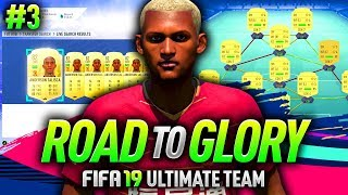 FIFA 19 ROAD TO GLORY #3 - BUYING NEW TEAMS!