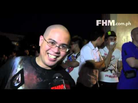 FHM 100 Sexiest  2012 Victory Party Highlights