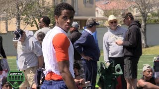 Cordell Broadus '15 : #PassingDown  2014 - #UTR Sp