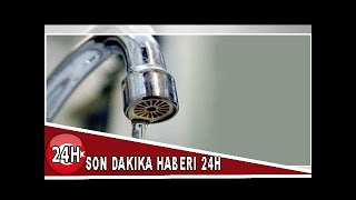 İSKİ'den 2 ilçe için su kesintisi açıklaması