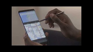 How the Galaxy Note8 & S Pen Improve Mobile Productivity