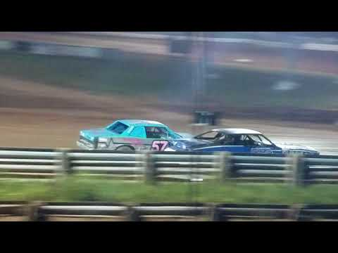 Pure Stock Feature - ABC Raceway 7/28/18