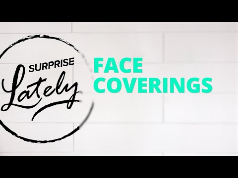 Surprise Lately • Face Coverings video thumbnail