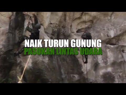 Lagu Naik Turun Gunung-Pasukan Lintas Udara (Official Lyric Video)