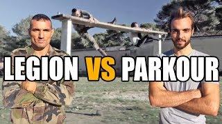 Parcours du combattant : LEGION vs PARKOUR (feat. Major Gérald & Clément Dumais) thumbnail