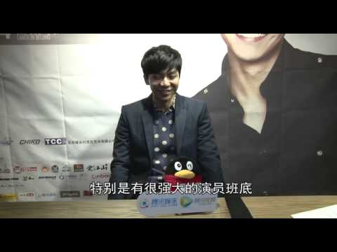 140307 Lee Seung Gi - Interview with QQ