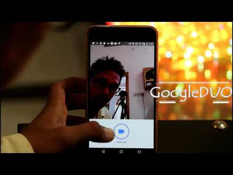Google Duo Hands-On Google Video calling App First look review