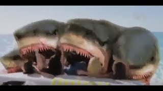 LATEST Horror Movie 2017 !! New Scary Hollywood Movies First year shark monster shark picnic @@