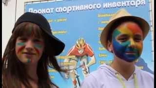 """Реклама (Выбирай, ДубльГис,) 4 смена 2014- дети снимали сами фильм в смене ДМЛ """"Эрудит"""""""