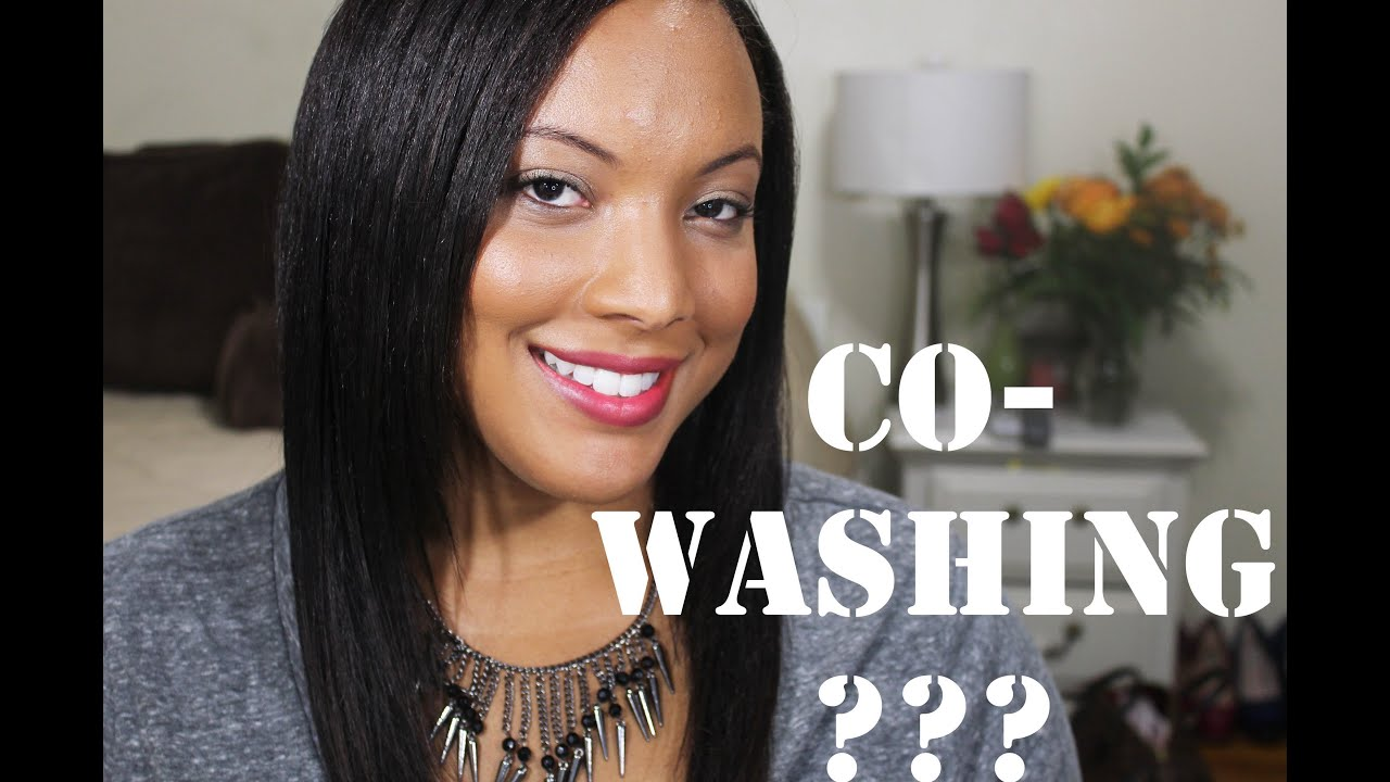 Hair 101: What is CO-WASHING?? And How To Co-wash (Natural ...