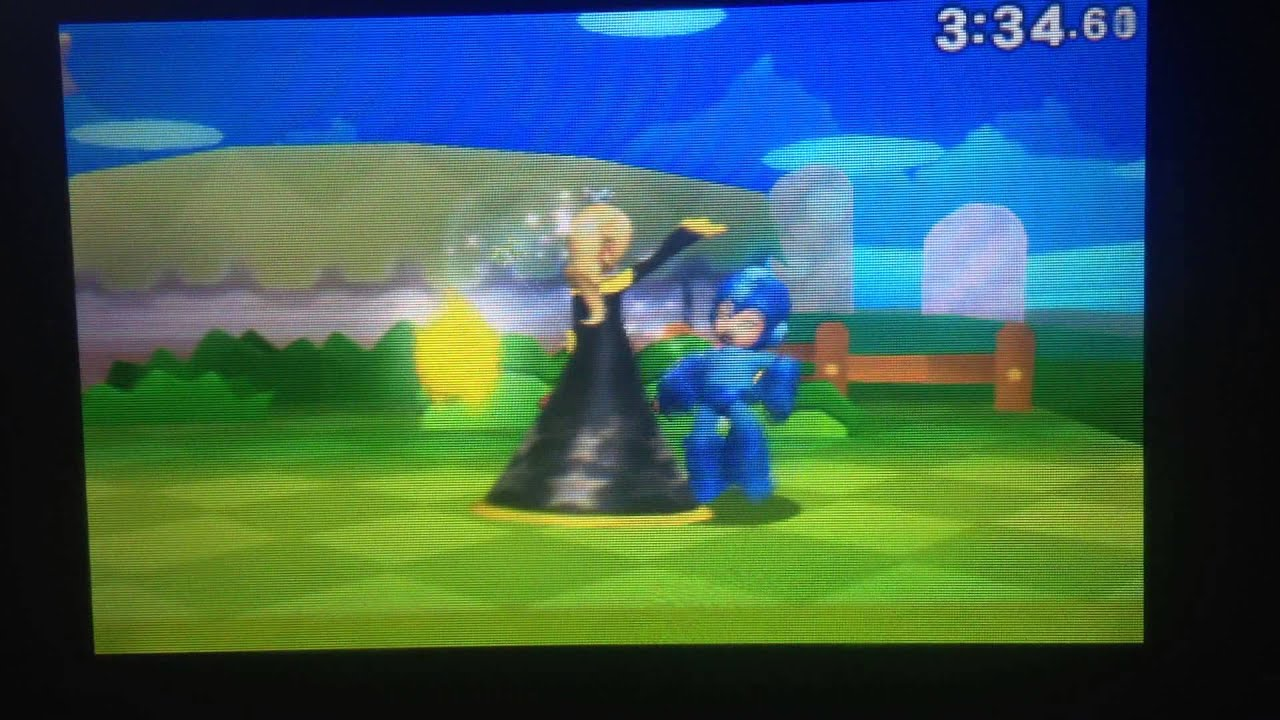 Super Smash Bros. for Wii U and 3DS online modes detailed
