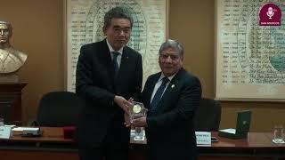 Tema:Convenio entre la UNMSM y la Universidad de Hiroshima