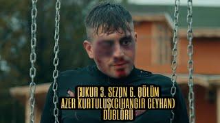 Çukur 3. Sezon 6. Bölüm Azer kurtuluş(Cihangir Ceyhan) Dublörü