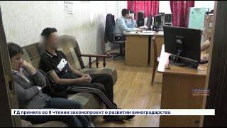 В Новоюжном районе Чебоксар компания подростков дважды ограбила киоск с фруктами и овощами