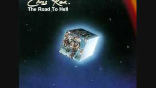 Chris Rea- The road to hell Lyrics