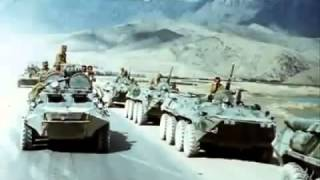 Russian Soviet Afghanistan War Song Hello Sister
