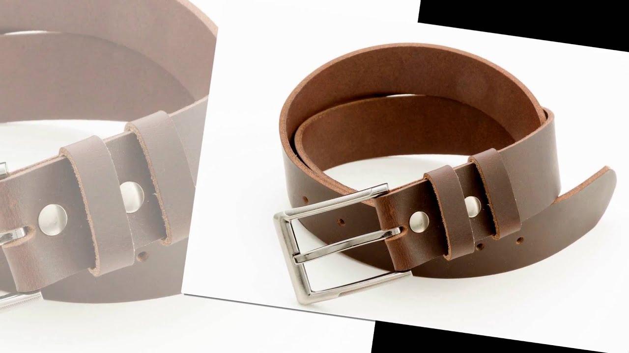 Compra cinturones de cuero baratos online al por mayor de