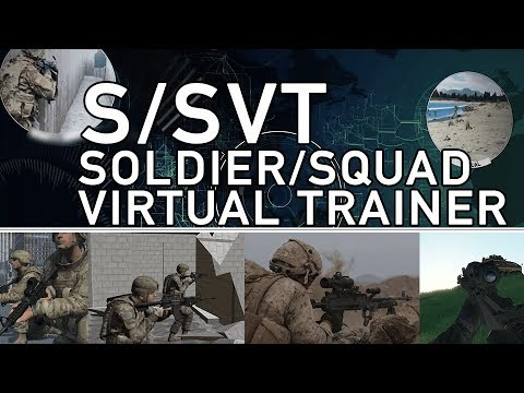 Immersive Training For The Infantry - The Soldier/Squad Virtual Trainer