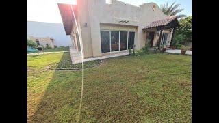 Saar - 1storey 4br villa + private garden in green compound