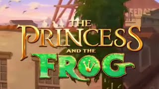Princess and the Frog - Disneycember