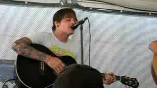 From First to Last - Tick Tick Tomorrow Acoustic