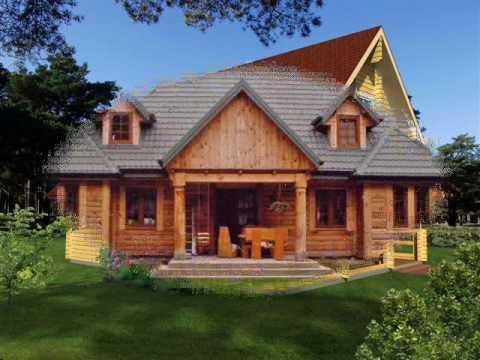 Casas ecol gicas de madera pl stica ii youtube - Youtube casas de madera ...