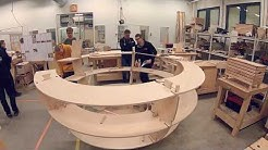 Puuseppä, puuteollisuuden perustutkinto, puusepänteollisuuden osaamisala - Koulutuskeskus Salpaus