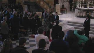 La Catedral de Almería acoge el funeral por Gabriel Cruz
