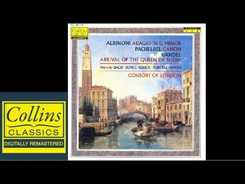 Baroques Orchestral Music   Canon in D, The Indian Queen, Elevazione   Bach, Purcell,  Pachelbell