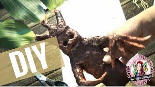 Корень Мандрагоры/Гарри Поттер/DIY/DIY Harry Potter