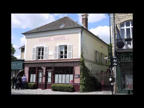 Auvers sur Oise, France Day Trip/Journée à Auvers sur Oise