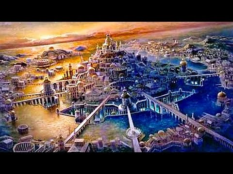 9 Great Lost Cities
