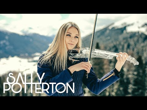 Nothing Breaks Like A Heart (Violin Cover By Sally Potterton) - Mark Ronson Ft. Miley Cyrus