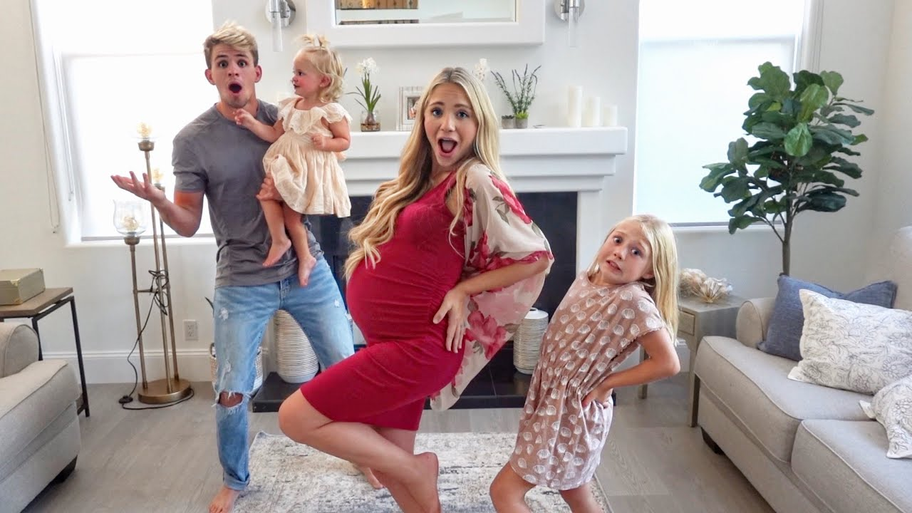 THE LABRANT FAMILY OFFICIAL BABY MAMA DANCE!!! (With Baby Z) - YouTube