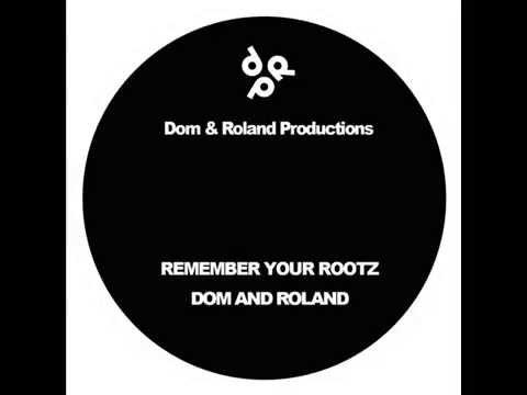 Dom & Roland - Imagination / Imagination (Kemal & Rob Data Remix)