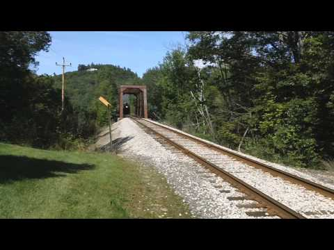 Railfans' Weekend 2013: Conway Scenic Railroad