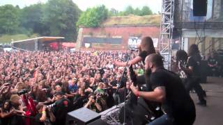 Cryptopsy Brutal Assault White Worms Live