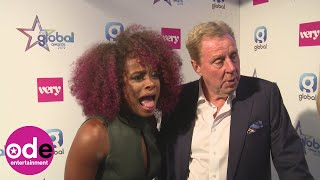 Harry Redknapp taught Sandra how to Grind!