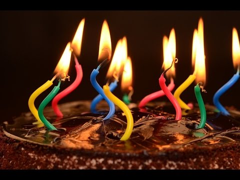 10 Birthday Candles