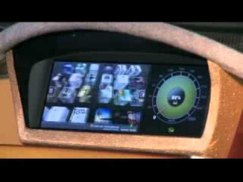 2009 Rinspeed Ichange Concept Youtube
