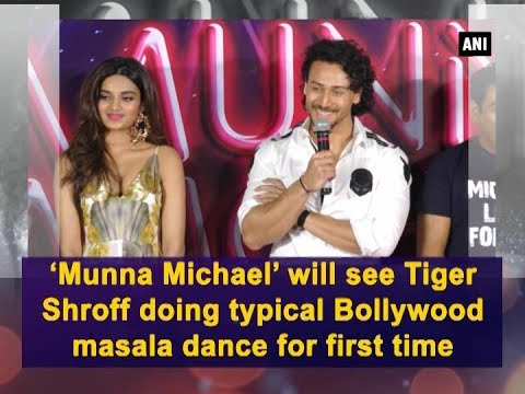 Thumbnail: 'Munna Michael' will see Tiger Shroff doing typical Bollywood masala dance for first time